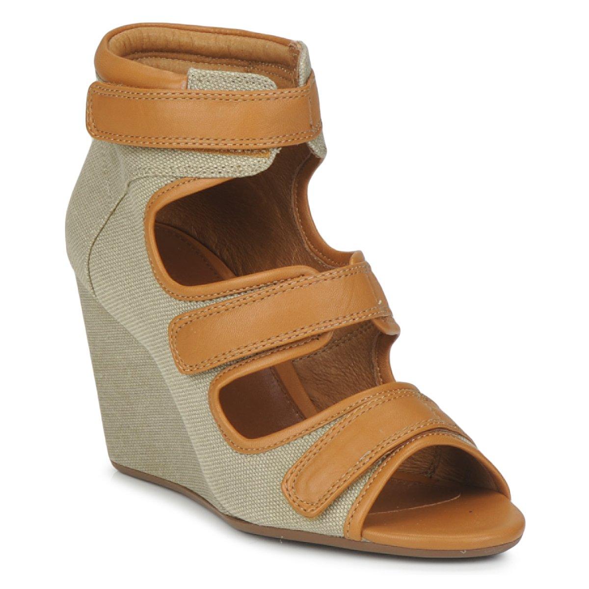 Sandale No Name DIVA STRAPS Beige