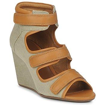 Sandale No Name DIVA STRAPS Beige 350x350