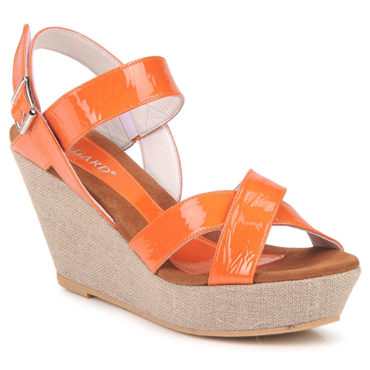 Sandale Regard RAGA Orange