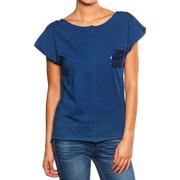 T-shirts manches courtes Le Temps des Cerises T-shirt  Akiko bleu