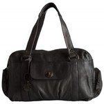 Sac porté main Pieces Sac en cuir  Small Totally Royal