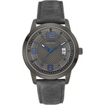 Montre Guess Montre Guess Montre W0494G5 - Montre Tissu Grise Homme