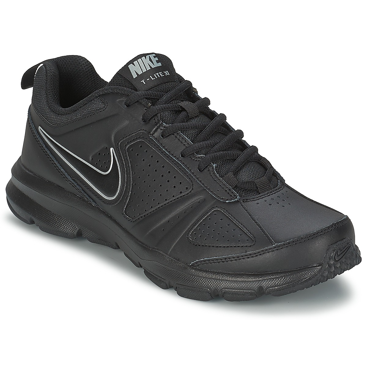 chaussures de sport nike t lite xi noir chaussures homme 52 99. Black Bedroom Furniture Sets. Home Design Ideas