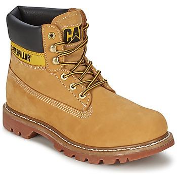 Boots caterpillar colorado miel livraison gratuite avec chaussures femme 111 92 - Caterpillar chaussure femme ...