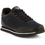 Baskets basses Armani SNEAKER  BLUE
