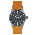 Montre Analogique Nixon Sentry Leather