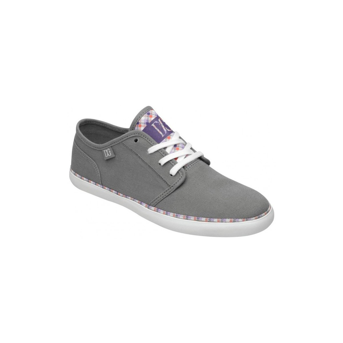 basket dc shoes chaussures studio ltz grey gris chaussures femme 25 08. Black Bedroom Furniture Sets. Home Design Ideas