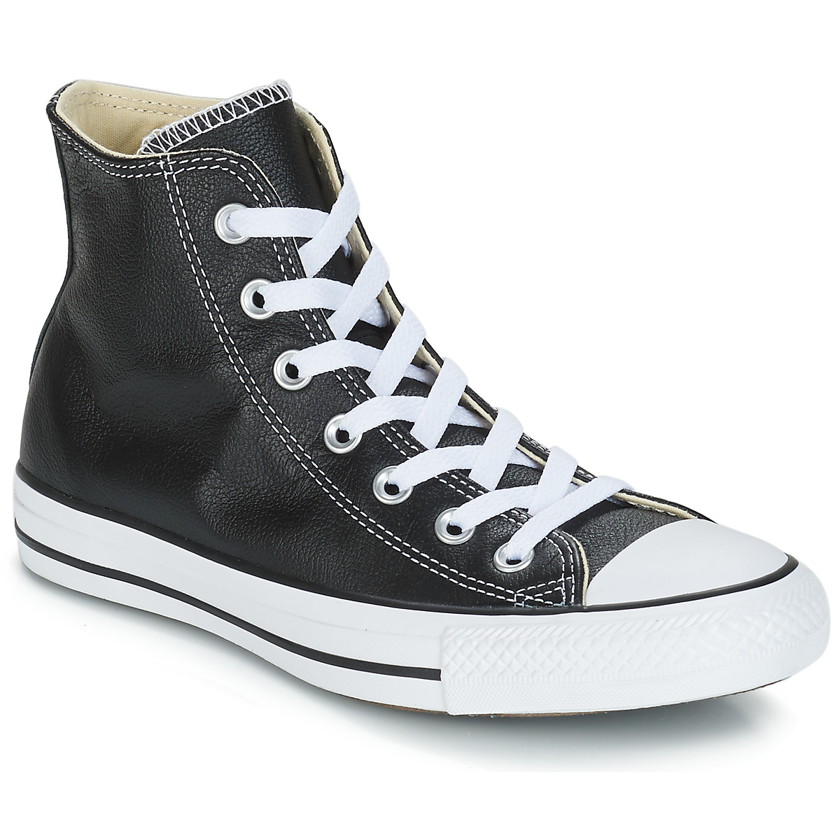 Basket montante Converse Chuck Taylor All Star CORE LEATHER HI Noir