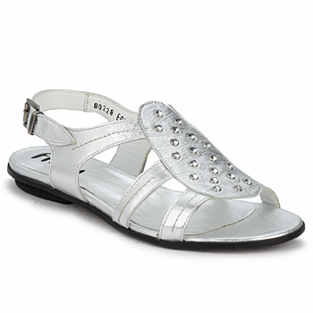 Sandale Fidji BARRETA Silver 350x350
