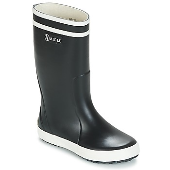 Bottes Aigle LOLLY-POP Marine / Blanc 350x350