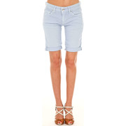 Shorts & Bermudas Gas Bermuda Monik  Bleu Clair