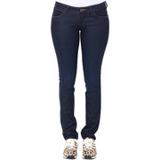 Jeans slim Wrangler Jeans Courtney Bleu Fonce