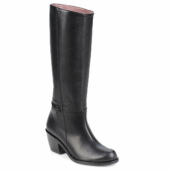 Botte ville Robert Clergerie ALCOR Noir 350x350