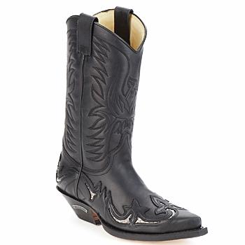 Botte ville Sendra boots CLIFF Noir 350x350