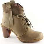 Bottines El Naturalista N568 CARES bottines chaussures terrestres bottes femme à talons