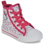 Baskets montantes Hello Kitty LYNDA
