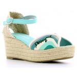 Sandales et Nu-pieds Desigual Sandales Medio 6 41SS237 Vert