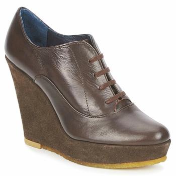 Bottines / Low boots Castaner FUSTA Marron 350x350