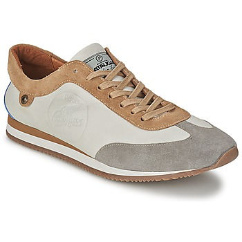 Chaussures Homme Baskets basses Pataugas ISIDO Gris