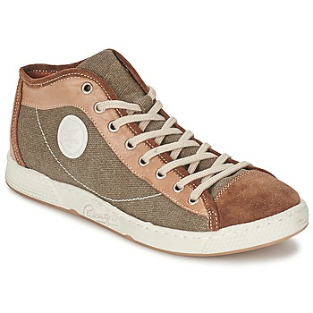 Chaussures Homme Baskets montantes Pataugas JAMES H Camel