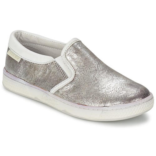 Chaussures Enfant Slips on Pataugas JLIP/S Argent