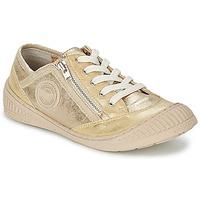 Chaussures Enfant Baskets basses Pataugas RAP J Platine