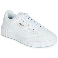 new products 22c84 fabf9 Chaussures Femme Baskets basses Puma CALI Blanc