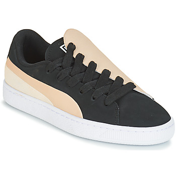 159234295a8 Chaussures Femme Baskets basses Puma WN BASKET CRUSH PARIS.SILV Noir