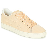 Chaussures Homme Baskets basses Puma SUEDE RAISED FS.NA V-WHIS Beige