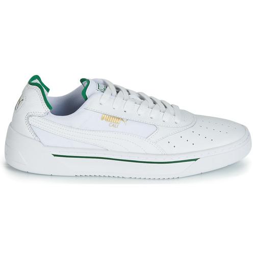 Green Cali Chaussures BlancVert Homme wh Baskets Puma Basses amazon wh iZOPTXku