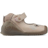 Chaussures Fille Ballerines / babies Biomecanics MANUELS BIOMÉCANIQUES 181132 PINK