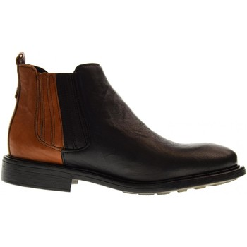 Chaussures Femme Boots Creative  Nero / Cuoio