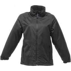 Vêtements Homme Parkas Regatta TRA301 Noir