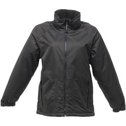 Vêtements Femme Coupes vent Regatta TRA306 Noir