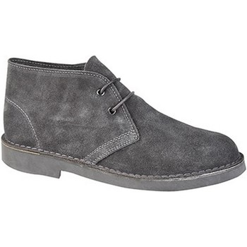Chaussures Homme Bottes Roamers  Gris