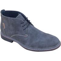 Chaussures Homme Bottes Goor  Bleu marine