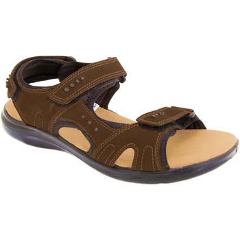 Chaussures Homme Sandales sport Roamers  Marron