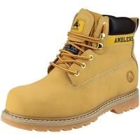 Chaussures Femme Boots Amblers FS7 Jaune foncé