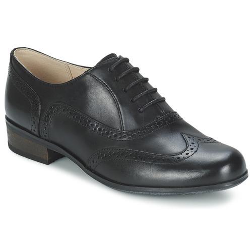Kdopa richelieu noir Noir - Livraison Gratuite avec - Chaussures Richelieu Homme