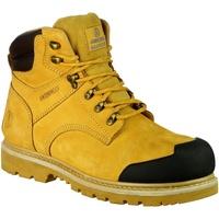 Chaussures Homme Chaussures de sécurité Amblers 226 S3 WP Miel