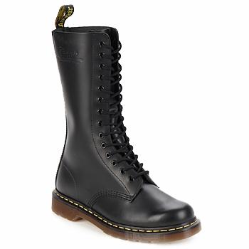 Chaussures Femme Bottes ville Dr Martens 1914 Noir