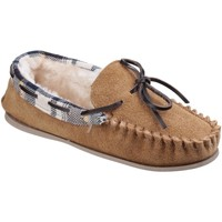 Chaussures Femme Chaussons Cotswold Moccasin Fauve