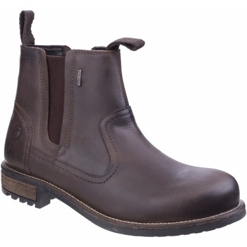 Chaussures Homme Boots Cotswold Worcester Marron