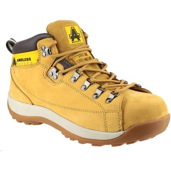Chaussures Homme Chaussures de sécurité Amblers FS122 Safety Jaune