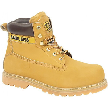 Chaussures Homme Boots Amblers FS7 Beige foncé