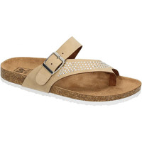 Chaussures Femme Sandales et Nu-pieds Down To Earth  beige