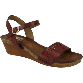 Chaussures Femme Sandales et Nu-pieds Down To Earth  Vin
