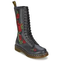 Chaussures Femme Bottes ville Dr Martens VONDA Noir