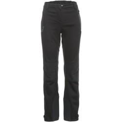 Vêtements Femme Pantalons fluides / Sarouels Trespass Sola Noir