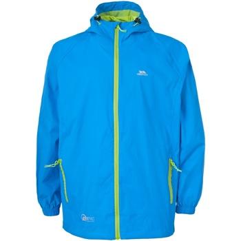Vêtements Coupes vent Trespass Qikpac Bleu